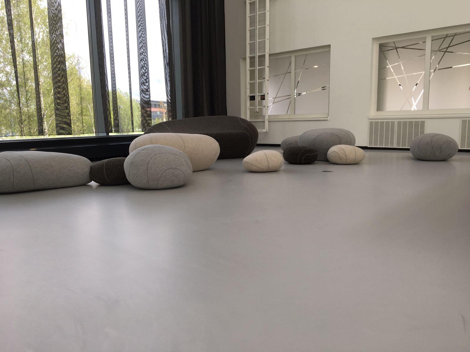 kunststof vloer betonvloer